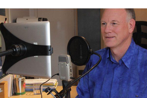 Olivier Inhelder nimmt den Personalentwicklung Podcast auf
